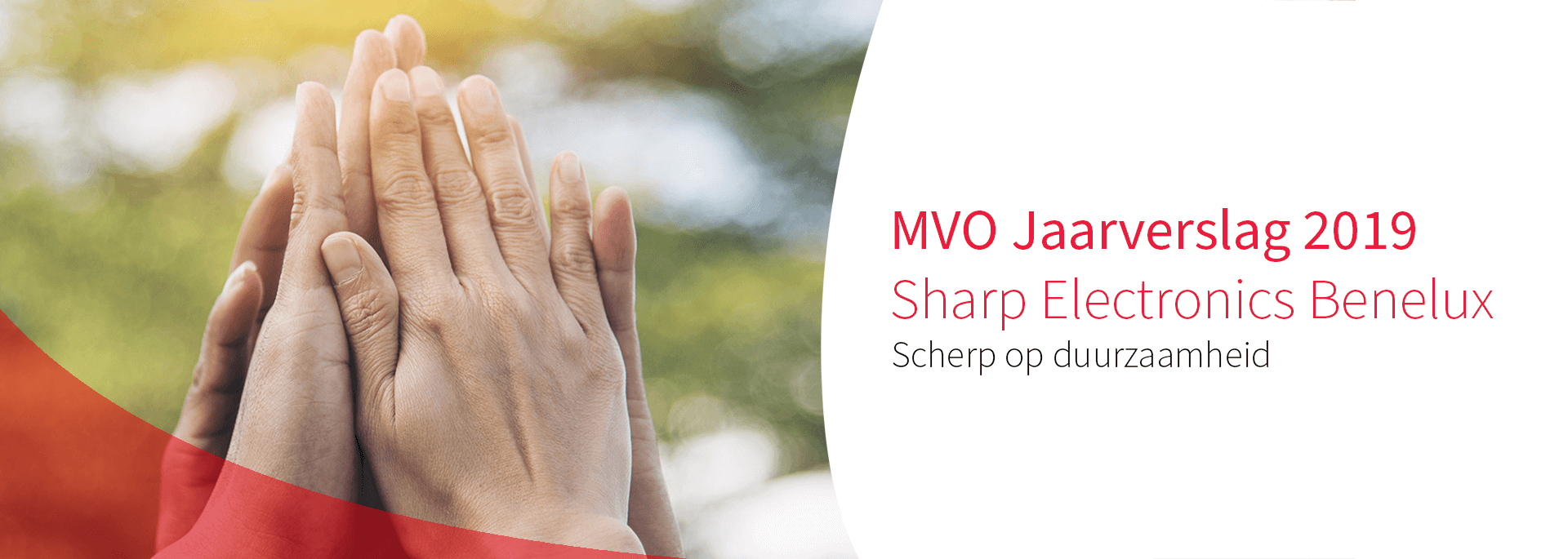 Sharp MVO jaarverslag